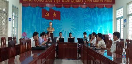Tổ chức triển khai thực hiện Kế hoạch Hội thi ứng dụng công nghệ thông tin trong cải cách hành chính nhà nước