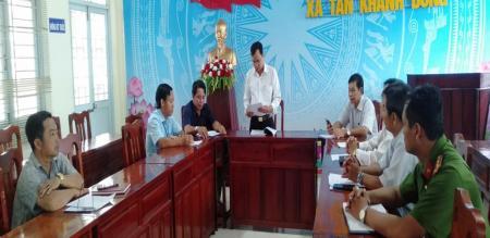 Tổ chức Hội nghị hiệp thương lần thứ ba giới thiệu người ứng cử đại biểu Hội đồng nhân dân xã, nhiệm kỳ 2021 – 2026